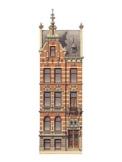 Victorian House 2--Art Print