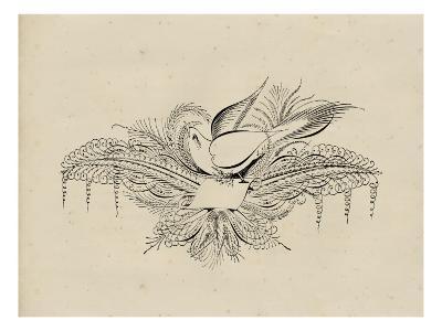 Victorian Quill I--Art Print