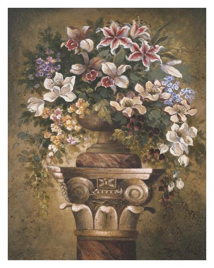Victorian Romance II-James Lee-Art Print