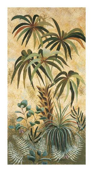 Victorian Tropics II-Patricia Lynch-Art Print