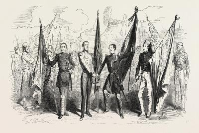 Victory! Cantata of Mr. Michek Carré--Giclee Print