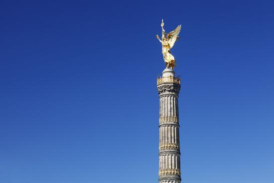 Victory Column, Berlin, Germany-Markus Lange-Photographic Print