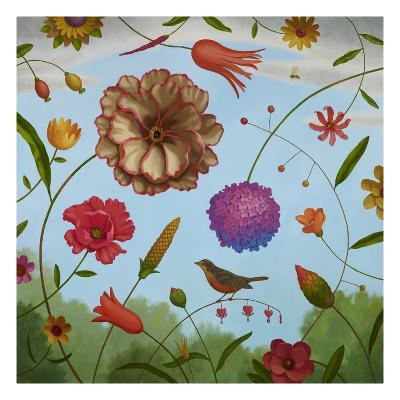 Victory Garden-Fred Lisaius-Premium Giclee Print