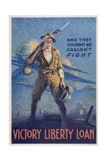Victory Liberty Loan-Marcus Jules-Giclee Print