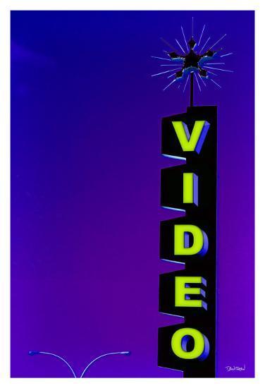 Video-Pascal Normand-Art Print