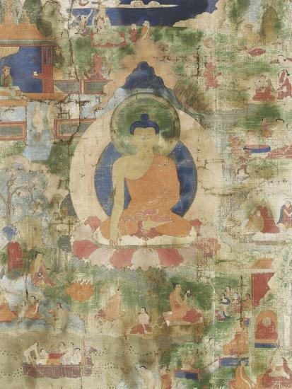 Vie de Budha--Giclee Print