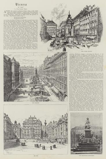 Vienna--Giclee Print