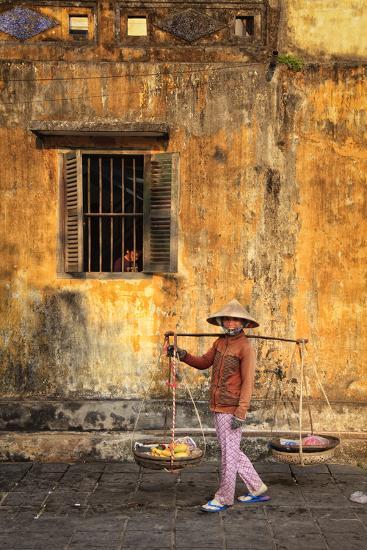 Vietnam, Danang, Hoi an Old Town (Unesco Site)-Michele Falzone-Photographic Print