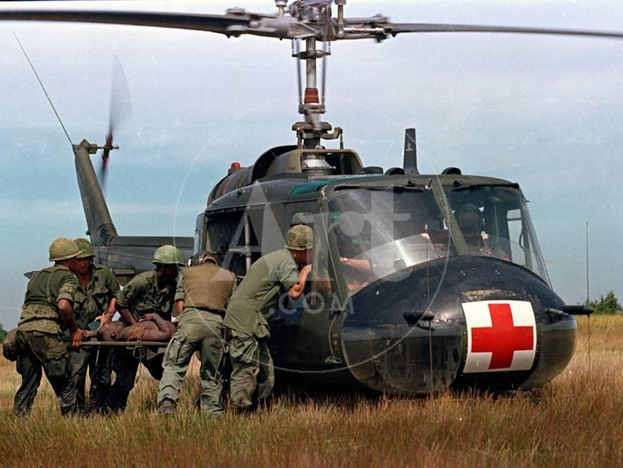 Vietnam War U S  Helicopter Photographic Print by Associated Press | Art com