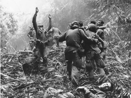 Vietnam War-Art Greenspon-Photographic Print