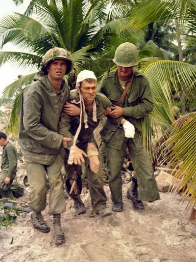 Vietnam War-Associated Press-Photographic Print