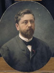 Portrait de Gustave Eiffel (1832-1923) by Vieusseux
