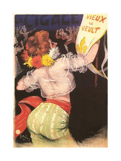 Vieux Le Veult--Art Print