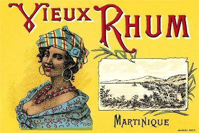 Vieux Rhum, Martinique--Art Print