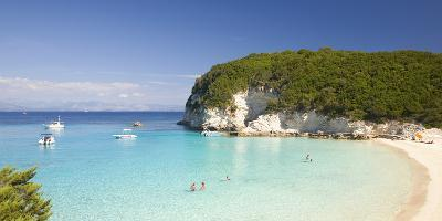 View across the Clear Turquoise Waters of Vrika Bay-Ruth Tomlinson-Photographic Print