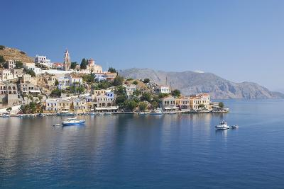 View across the Tranquil Waters of Harani Bay, Dodecanese Islands-Ruth Tomlinson-Photographic Print