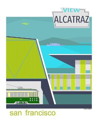 View Alcatraz-Michael Murphy-Art Print