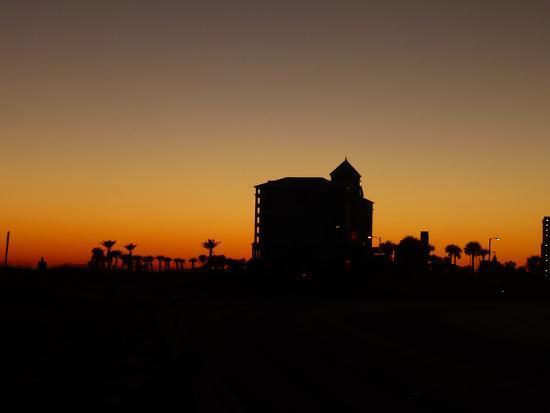 View at Pensacola Beach, Florida. November 2014.-NicholasGeraldinePhotos-Photographic Print