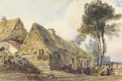 View at Swiss Cottage, London, 1836-Thomas Shotter Boys-Giclee Print