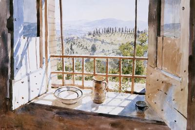 View from a Window, 1988-Lucy Willis-Giclee Print