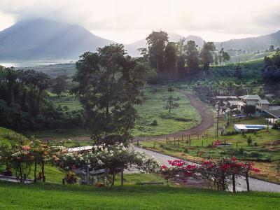 View from Arenal Vista Lodge, Alajuela, Costa Rica-Charles Sleicher-Photographic Print