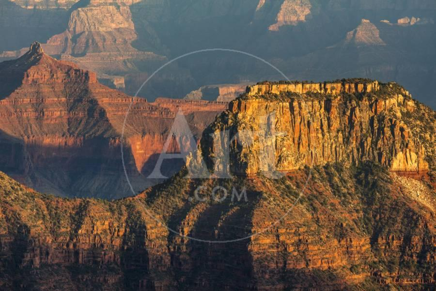 View From Bright Angel Point On The North Rim Of Grand Canyon National Park Arizona Usa Photographic Print By Chuck Haney Art Com