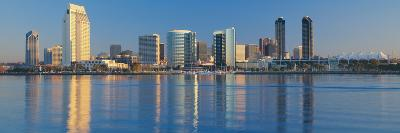 View from Coronado, San Diego, California--Photographic Print