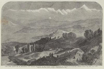 View from Darjeeling of Deodhunga-Samuel Read-Giclee Print