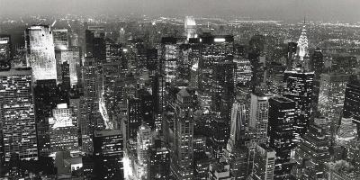 View from Empire State Building, New York-Torsten Hoffmann-Art Print