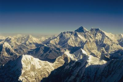 View from Everest-Design Pics Inc-Photographic Print
