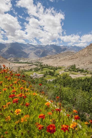 View from Likir Monastery-Guido Cozzi-Photographic Print