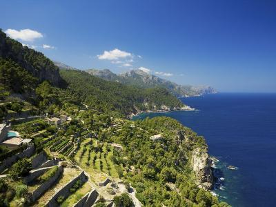 View from Mirador De Ses Animes, Mallorca, Spain-Neil Farrin-Photographic Print