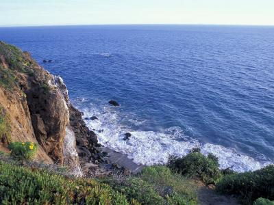 View from Point Dume, Malibu, California, USA-Jerry & Marcy Monkman-Photographic Print