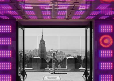 View From Rockfeller Center, NY-Torsten Andreas Hoffmann-Art Print