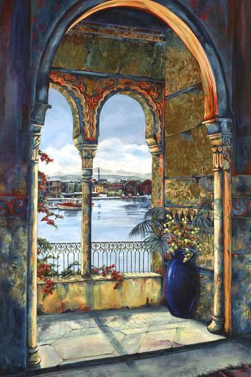 View from the Alhambra-Karen Stene-Giclee Print