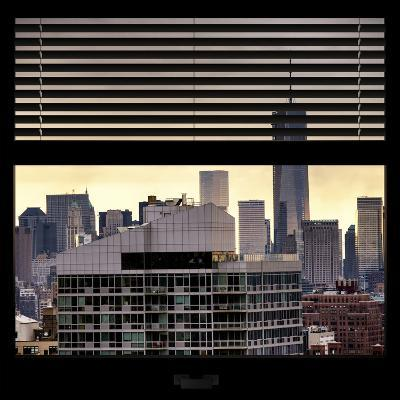 View from the Window - One World Trade Center-Philippe Hugonnard-Photographic Print