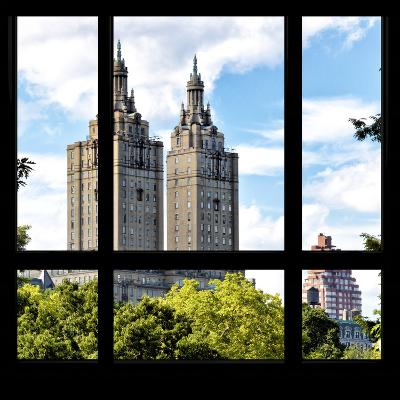 View from the Window - San Remo Building - Central Park-Philippe Hugonnard-Photographic Print