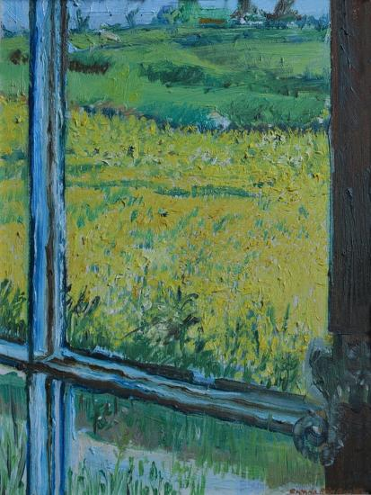 View from the Window-Brenda Brin Booker-Giclee Print