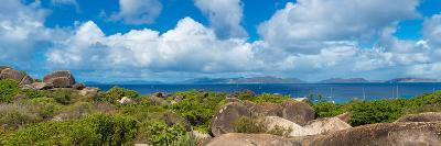 View from Top of the Baths on Virgin Gorda, British Virgin Islands--Photographic Print