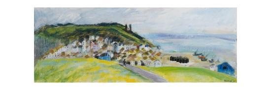 View from West Hill, 2010-Sophia Elliot-Giclee Print