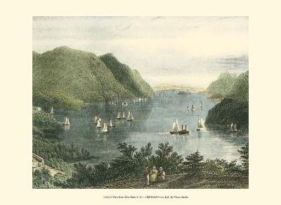 View from West Point--Art Print