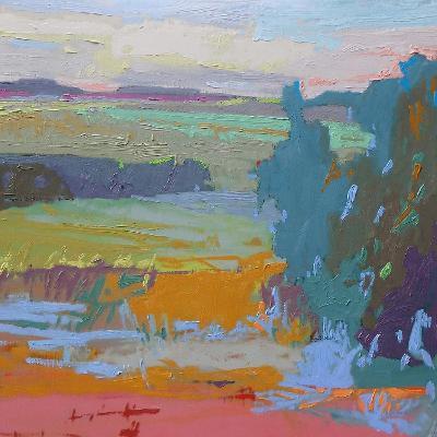 View I-Jane Schmidt-Art Print