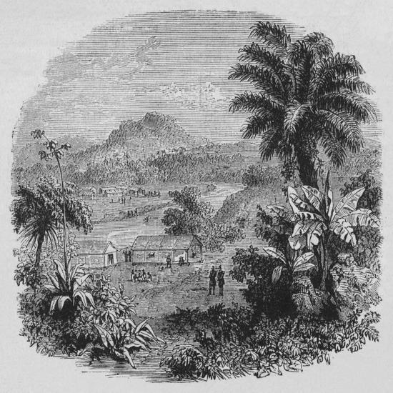 'View in Cayenne', c1880-Unknown-Giclee Print