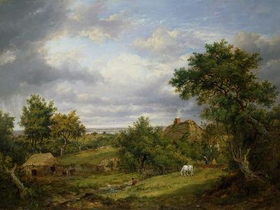 View in Hampshire, 1826-Patrick Nasmyth-Giclee Print