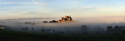 View of a City Through the Fog; Tipperary,Ireland-Design Pics Inc-Photographic Print
