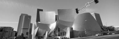 View of a Concert Hall, Walt Disney Concert Hall, Los Angeles, California, USA