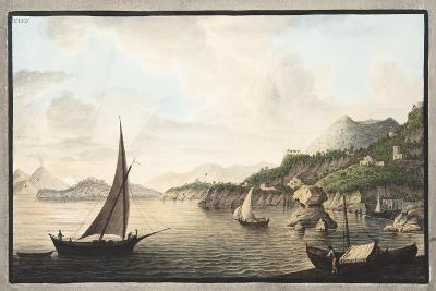 View of a Part of the Island of Ischia Called Lacco-Pietro Fabris-Giclee Print