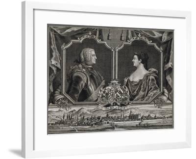 View of Arnstadt--Framed Giclee Print
