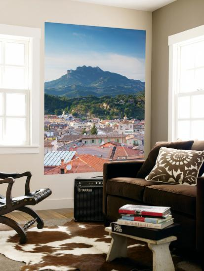 View of Ascoli Piceno, Le Marche, Italy-Ian Trower-Wall Mural