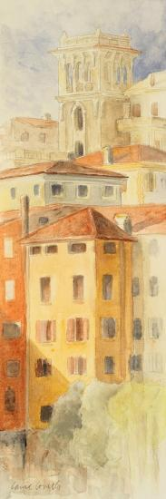 View of Bassana del Grappa-Lanie Loreth-Art Print